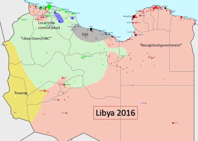 Libya-ISIS-2016